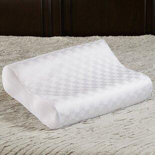 Gel Memory Foam Pillow ByLuxury Solutions