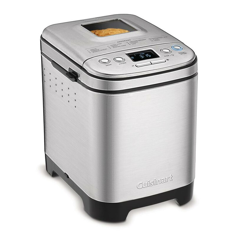 Cuisinart Compact Automatic Bread Maker Reviews Wayfair