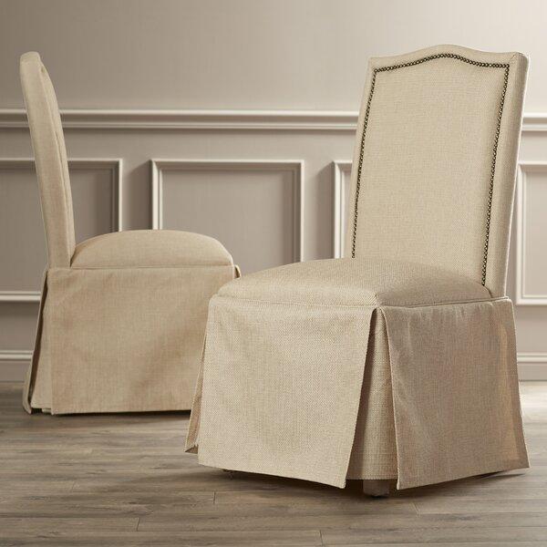 Skirted Accent Chair   Wayfair