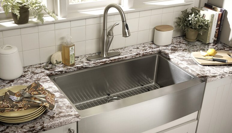 guide to kitchen sink styles