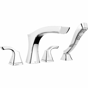 Delta Tesla® 4 Hole Roman Tub with Hands..