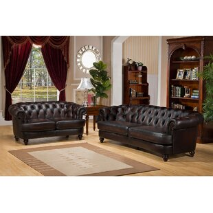 17 Stories Irina 2 Piece Living Room Set