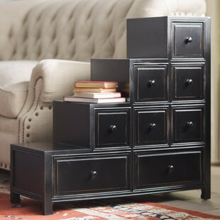 World Menagerie Rushmore Reversible 8 Drawer Step Chest