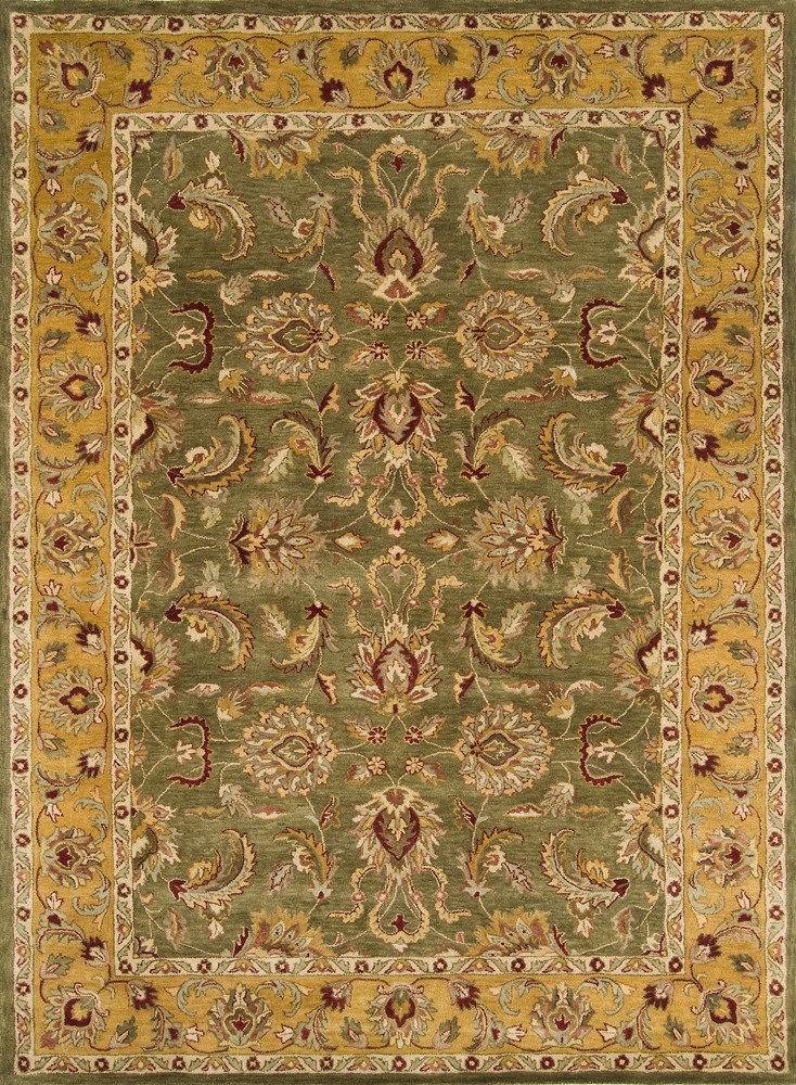Alcott Hill Osblek Handmade Tufted Wool Brown Rug Reviews Wayfair