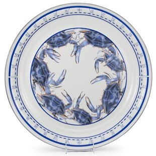 Blue Crab 20  Platter  sc 1 st  Wayfair & Blue Crab Plates | Wayfair