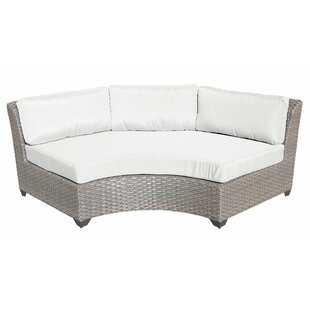 TK Classics Florence Sofa with Cushions