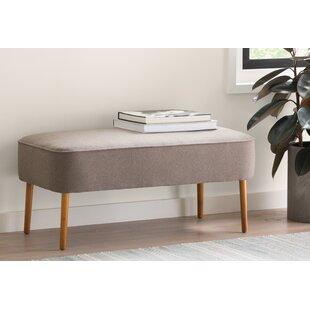 Mercury Row Mchale Upholstered Bench