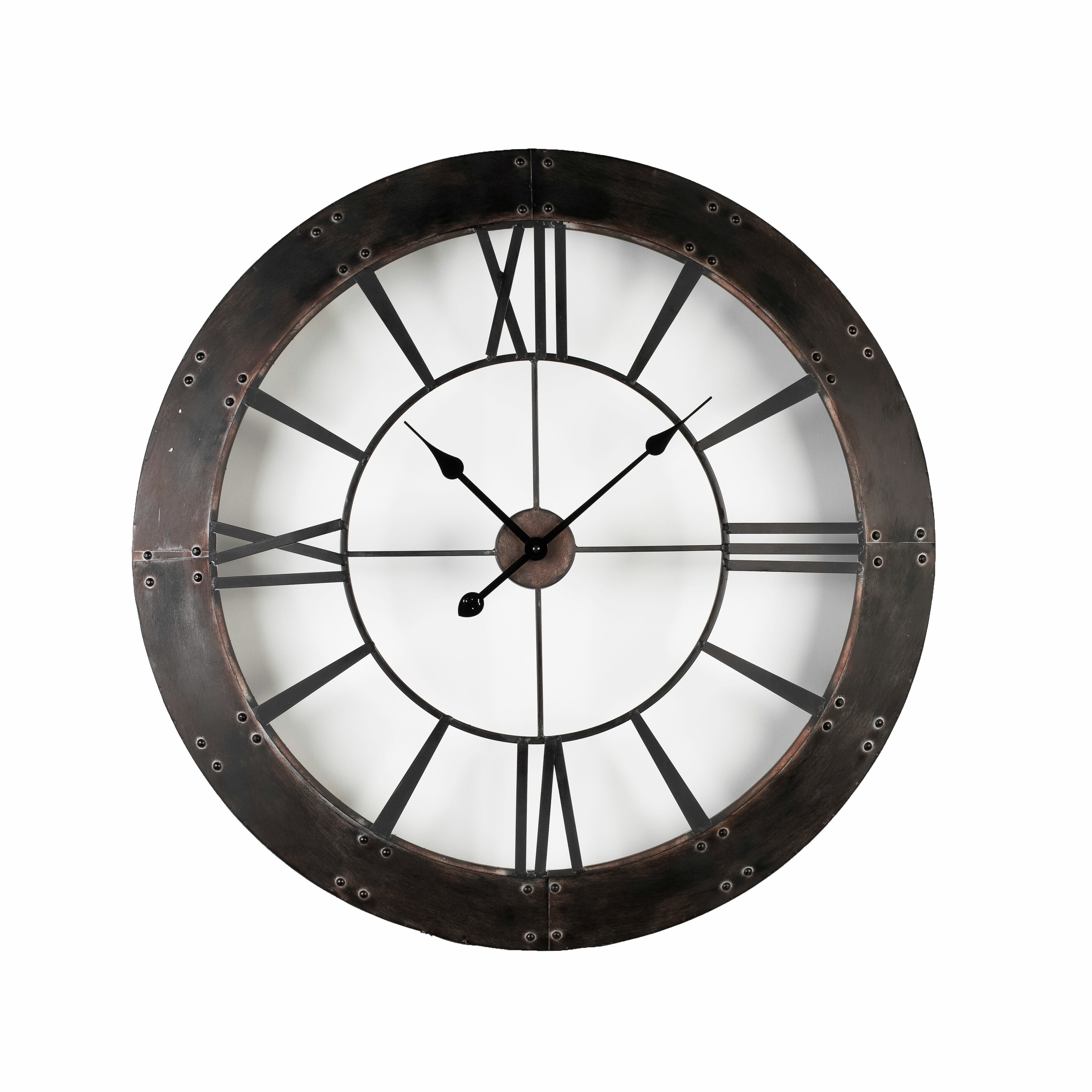 Collectables Collectable Clocks Wall Clock Eye Test Printed Acryl Acrylglas Vintage Bortexgroup Com