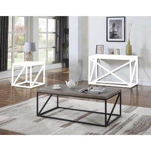 Tobey Coffee Table by Gracie Oaks Purchase