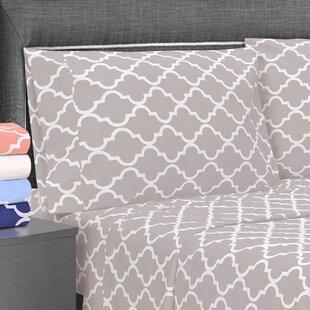 Amalia 100% Egyptian-Quality Cotton Pillow Case (Set of 2)