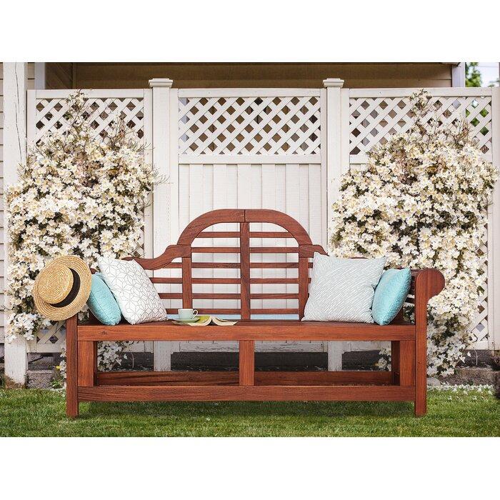 Groovy Shelbie Garden Bench Machost Co Dining Chair Design Ideas Machostcouk
