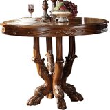 Solid Wood Dining Table by Astoria Grand