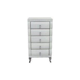Watson 5 Drawer Chest By Rosdorf Park