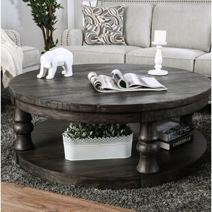Check Prices Amstel Farmhouse Coffee Table by Gracie Oaks Reviews (2019) & Buyer's Guide