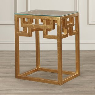 Affordable Bellegarde End Table by Willa Arlo Interiors