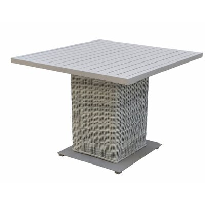 Jalisa Square 39.5 Inch Table by Breakwater Bay Great price