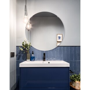 Modern Contemporary Wide Pivot Mirror Allmodern