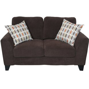 Fauntleroy Loveseat by Ebern Designs