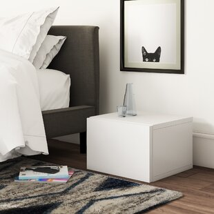 Karr 1 Drawer Nightstand by Mercury Row