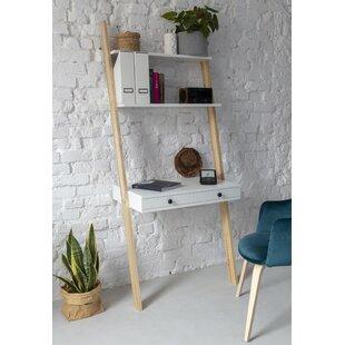 Paddington Ladder Shelf Desk By 17 Stories