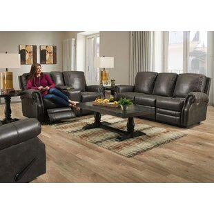 Top Reviews Cifuentes 3 Piece Reclining Living Room Set by Darby Home Co Reviews (2019) & Buyer's Guide
