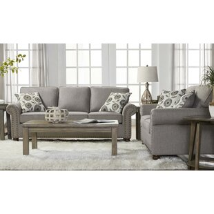 Serta Upholstery Hamza Configurable Living Room Set by Alcott Hill