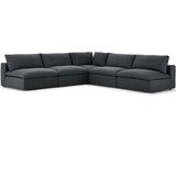 Wondrous Modern Sectional Sofas Allmodern Machost Co Dining Chair Design Ideas Machostcouk