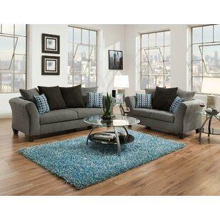 Waterloo 2 Piece Living Room Set by Winston Porter