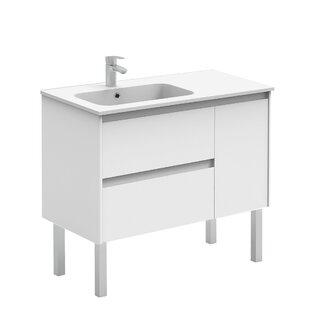 Ambra 36 Single Bathroom Vanity Set by WS Bath Collections