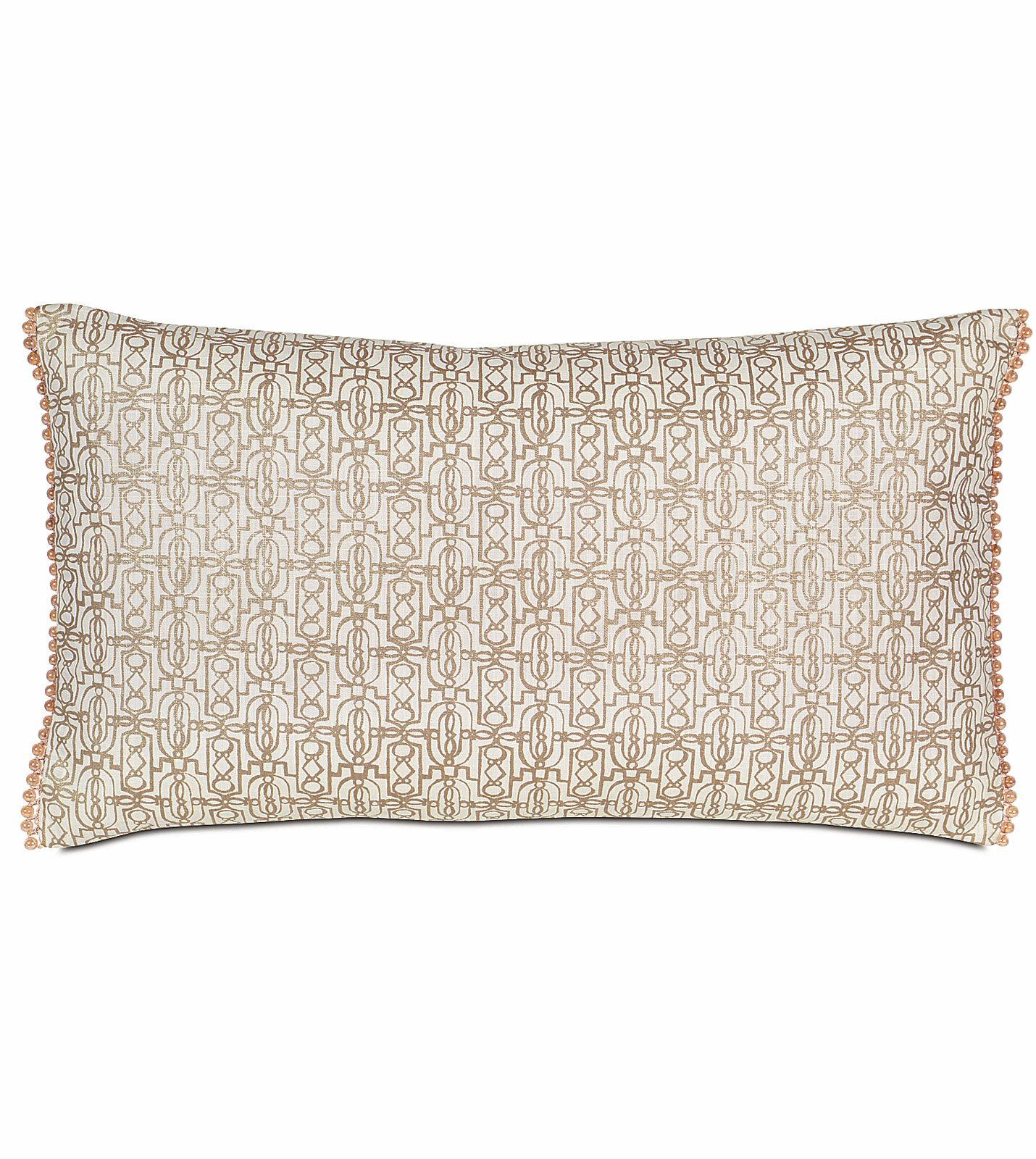 Eastern Accents Halo Cordova Cotton Lumbar Pillow Perigold