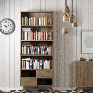 190 cm Bücherregal Skandi von WerkStadt