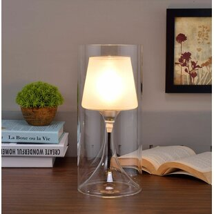 Beyer Hurricane Glass 13 Table Lamp