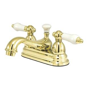 Kingston Brass Restoration Centerset Bathroo..