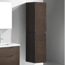 Urban 16W x 61H Wall Mounted Cabinet by Madeli