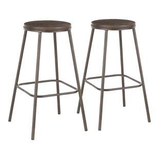 Best Price Canisteo 30 Bar Stool (Set of 2) ByGeorge Oliver