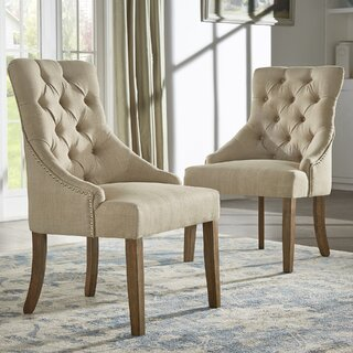 Alpena Side Chair (Set of 2) by Greyleigh SKU:CD883269 Check Price