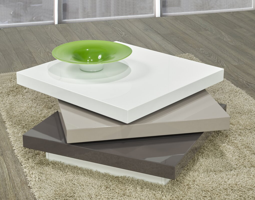Orren ellis domonic rotating coffee table reviews wayfair domonic rotating coffee table geotapseo Image collections