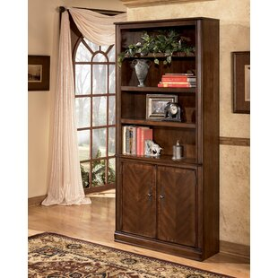Kernan Standard Bookcase by Loon Peak Savings