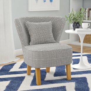 Douglas Slipper Chair by Ivy Bronx