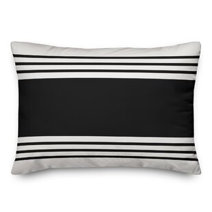 Mablethorpe Stripe Lumbar Pillow