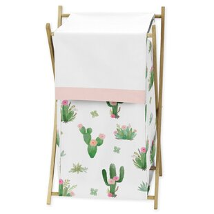 Cactus Floral Laundry Hamper By Sweet Jojo Designs
