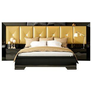 Kollman Special Headboard Panel 4 Piece Bedroom Set