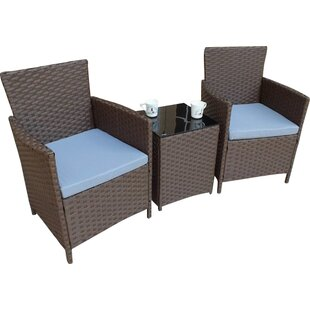Pendergast 3 Piece Set with Cushions
