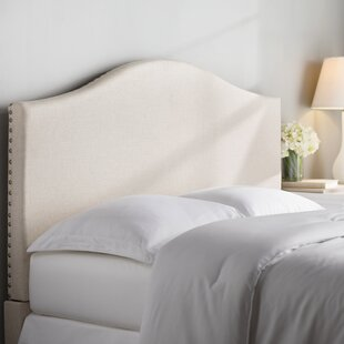 Eidelweiss Upholstered Panel Bed by Three Posts