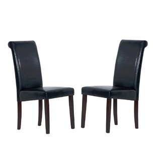 Upholstered Dining Chair (Set of 4) by Wa..