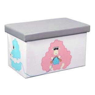Valencia Toy Box by Zoomie Kids