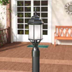 Three Posts Bayou 1-Light Outdoor Post Light