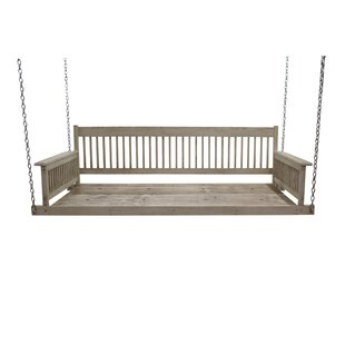 Cuddy Day Bed Porch Swing by Rosecliff Heights