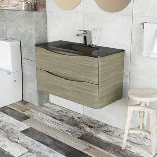Chappel 900mm Wall Mount Vanity Unit By Belfry Bathroom
