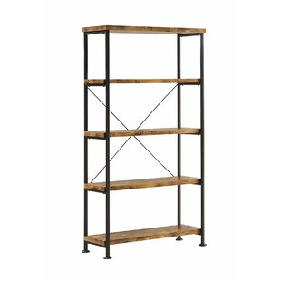 Cifuentes Single Etagere Bookcase